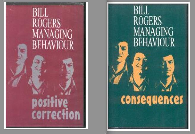 Behaviour Management: A Bill Rogers Top 10 (1/2)