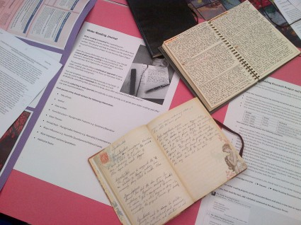 Year 12 Reading Journals.