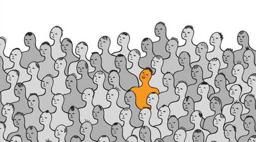 How do you stand out from the crowd?