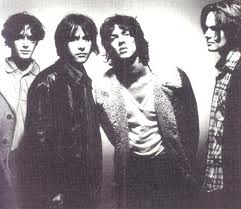 The Verve as they were back then.