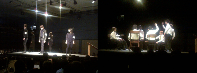 House Drama: Student leadership and talent makes for great entertainment.