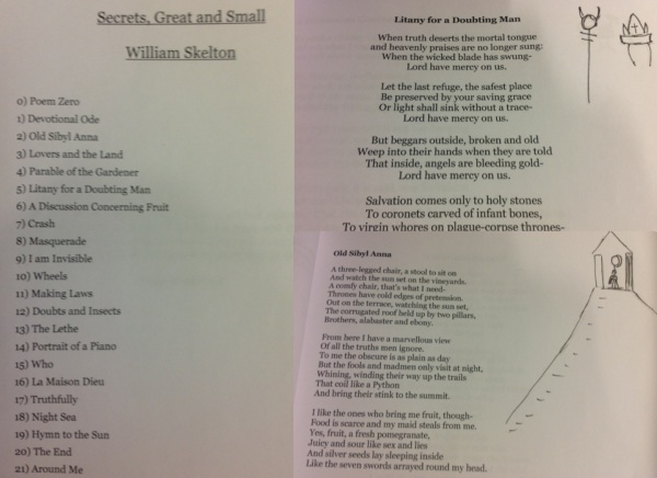 Will Skelton's Poetry Anthology