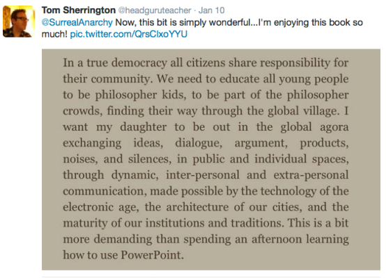 Philosopher Kids...