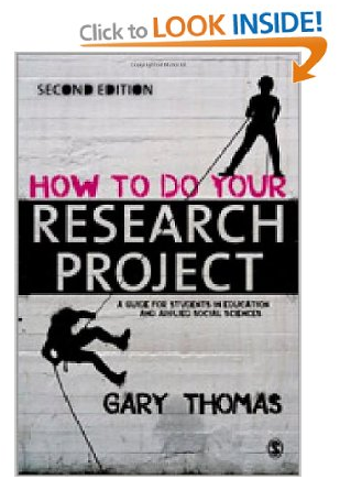 The Gary Thomas book, now in our CPD library.