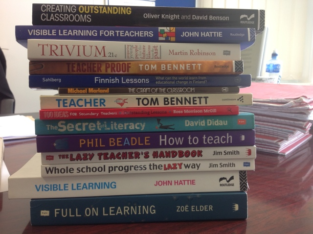 Scale: CPD, research, and getting the basics right.  | teacherhead