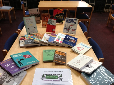 The refreshed KEGS CPD Library