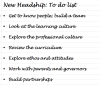 New Headship: Principles, people,priorities.