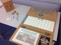 A Latin Board Game