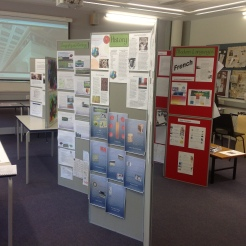 The Exhibition Displays