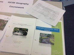 iGCSE Geography coursework