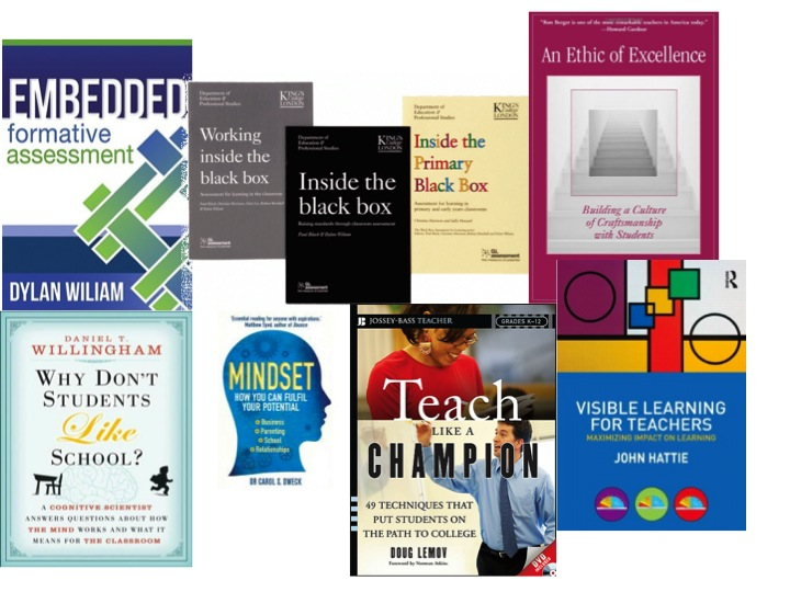Ideas for Teaching Better. All In One Place. (6/6)