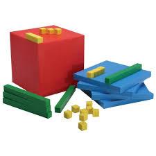 Dienes blocks. Image via Amazon.