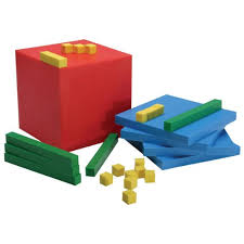 Dienes blocks. Image via Amazon.
