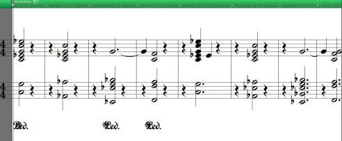 Notation - but not how I read it.