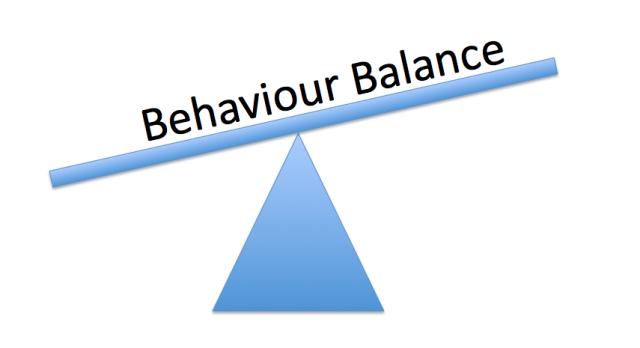 Behaviour Balance: Assertive teachers; supportive system. | teacherhead