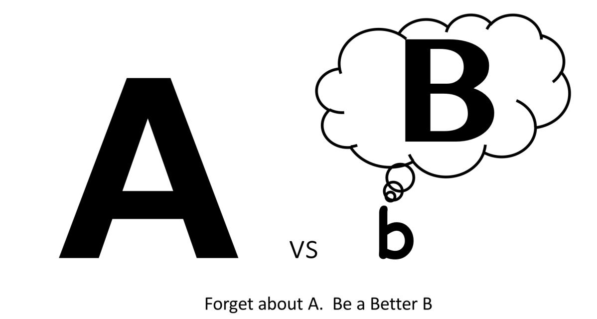 Be A Better B!